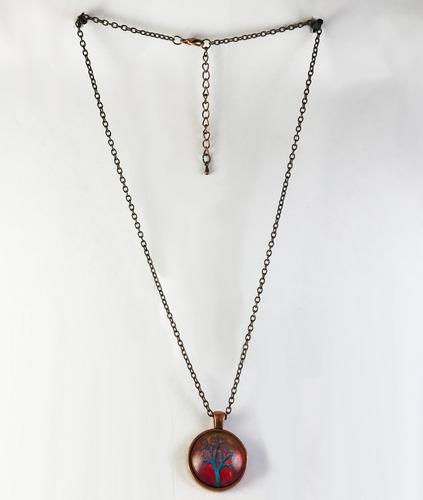 collar joyas cadena