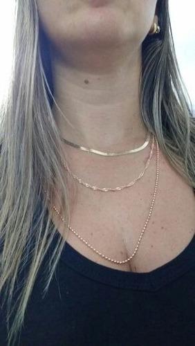 collar joyeria cadena