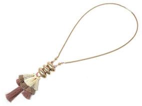 cc1796ce24ef Collar Doble Cadena Ultima Moda en Mercado Libre Argentina