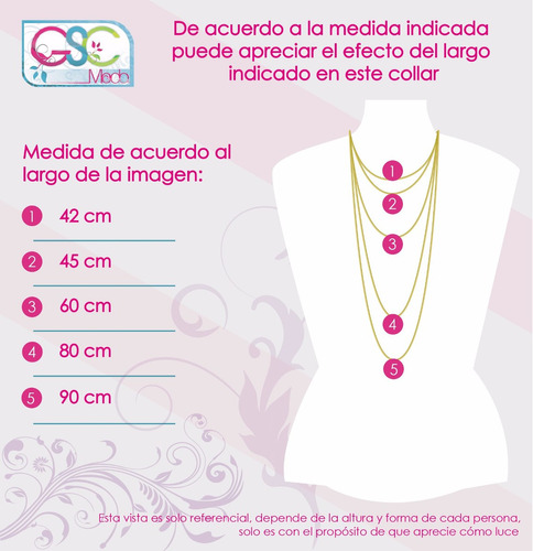 collar layer capas flecha alas amor corazon fashion 330gsc