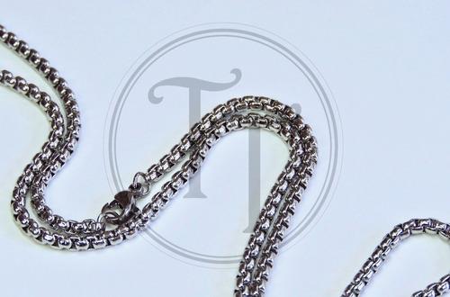 collar letra f morellato en titanio 18k diamante 3 pts