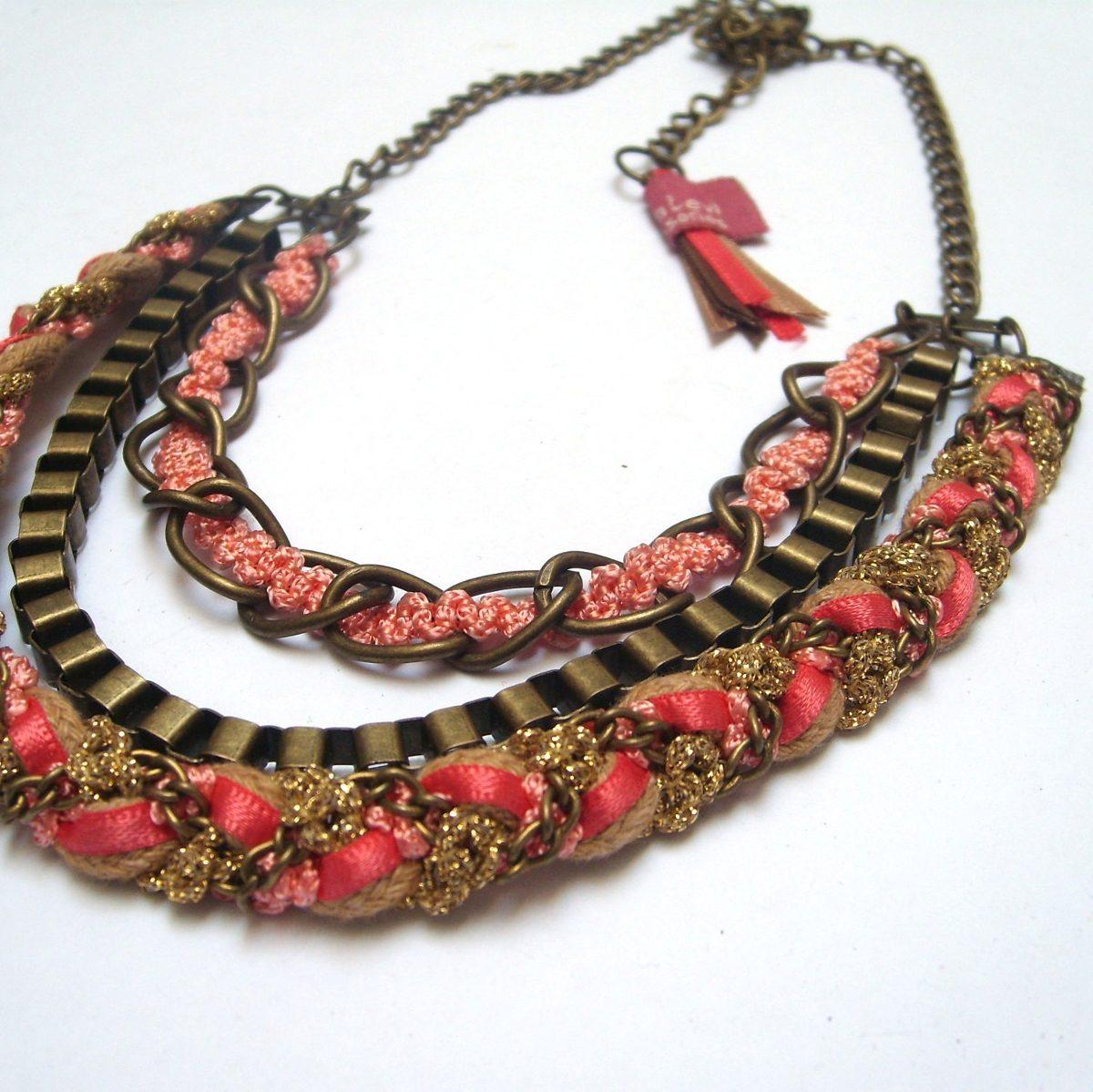 896725c6debb collar mujer accesorios bijouterie bella levi accesorios. Cargando zoom.