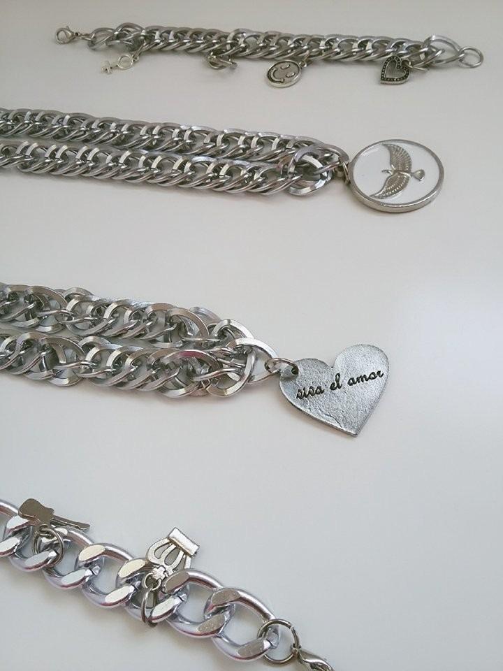 ca0bc3c26b41 Collar Mujer Accesorios Bijouterie + Pulsera! -   199