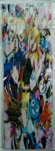 collar o llavero anime fairy tail cosplay tienda urbanoz