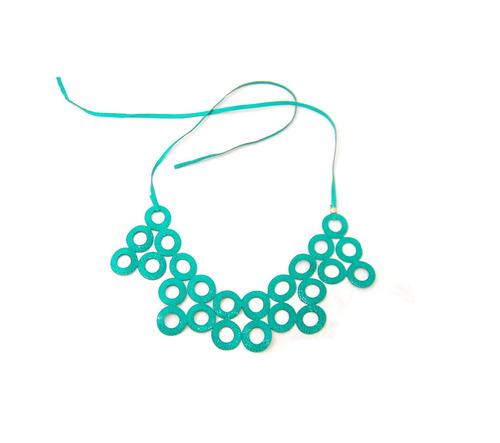 collar orbital (verde)
