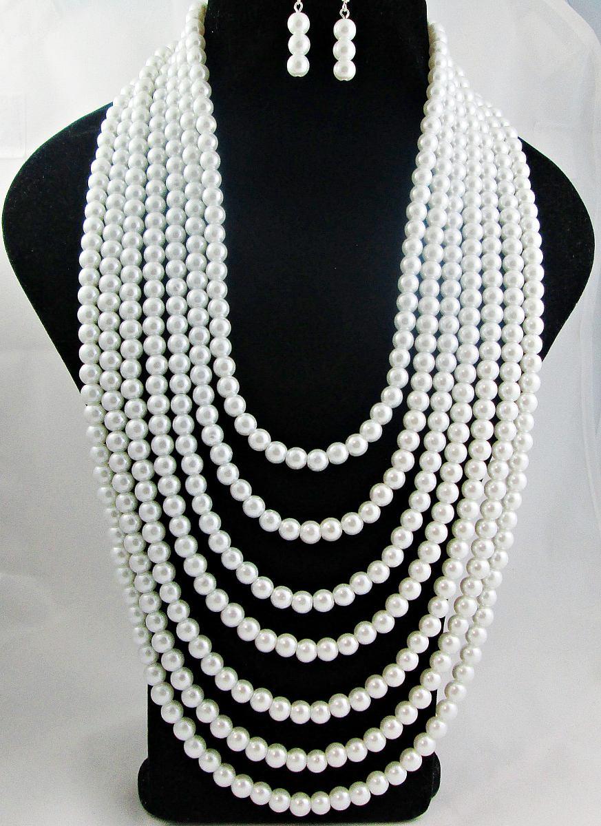 Collar Para Dama Collar De Moda Bisuteria Fina 500