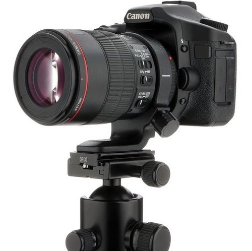 collar para lente canon macro 100 mm f/2.8 marca vello