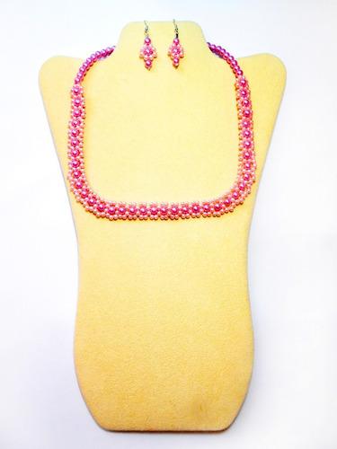 collar perla perla