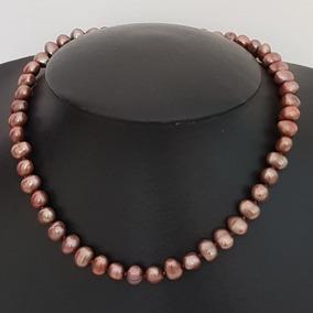 7879ccfb536a Collar Perla Cultivada - Joyas y Relojes en Mercado Libre Argentina