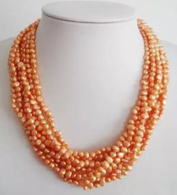 b3a396c9d101 Collar De Perlas Cultivadas - Mercado Libre Ecuador