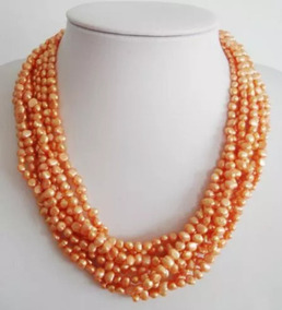 1420cdb12c33 Collar De Perlas Cultivadas - Joyas - Mercado Libre Ecuador