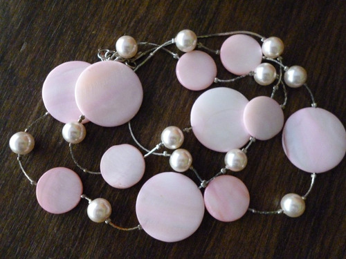 collar perlas perla