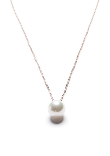 collar perlas perlas