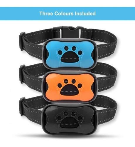 collar perro mascota anti ladrido