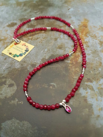 6a1af617742d Collar En Piedra Agata en Mercado Libre Chile