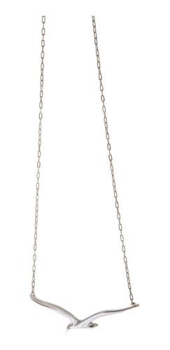 collar * plata 925 * tuna * gaviota * envío gratis