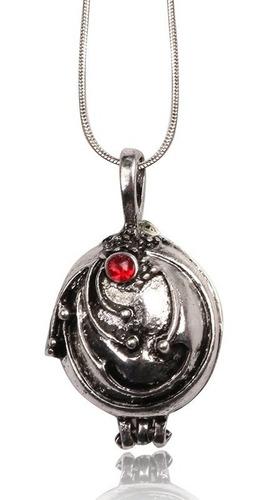 collar relicario vampire diaries elena guardapelo envio incl