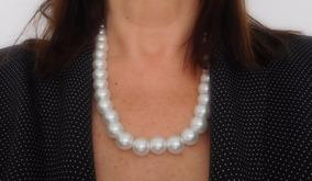 8e4e8a84751b Collar Para Cintura Y Cadera - Accesorios de Moda de Mujer Blanco en ...