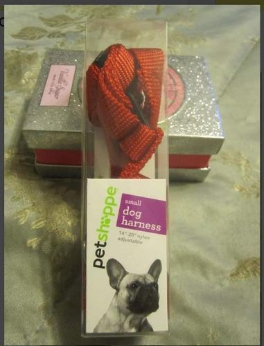 collar sujetador de cuerpo para perros marca pestshoppe