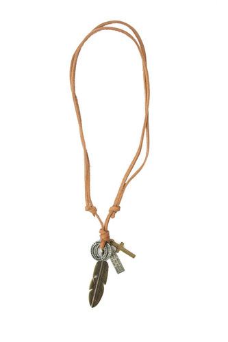 collar synergy de caballero camel hacc01- cc13