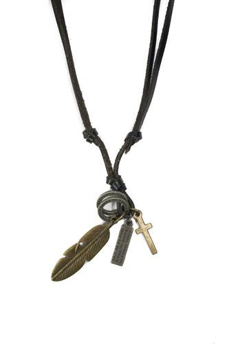 collar synergy de caballero negro hacc01- cc13