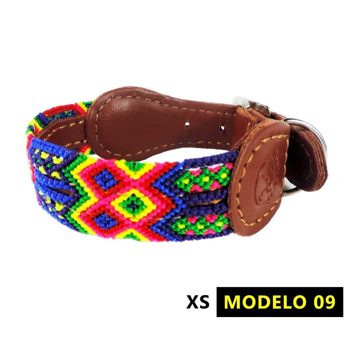 702b5359b3c2 Collar Tejido Artesanal Para Mascotas Talla Chica -   220.00 en ...