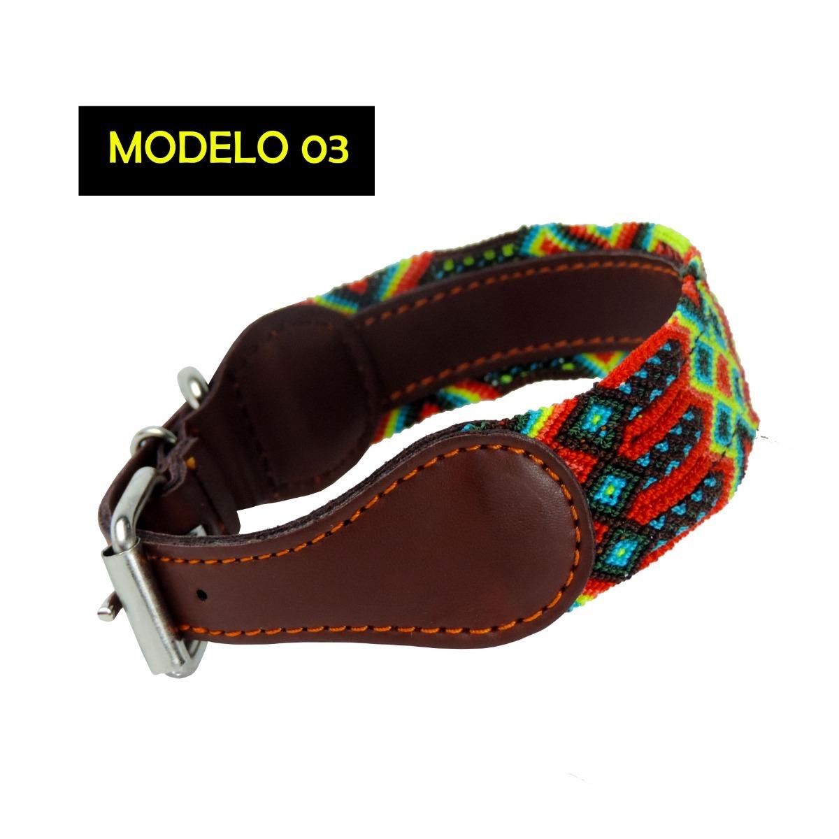 8dd2dd4cf5be Collar Tejido Chiapaneco Para Perros Talla M -   370.00 en Mercado Libre