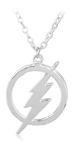 collar the flash - superheroe dc comics  liga de la justicia