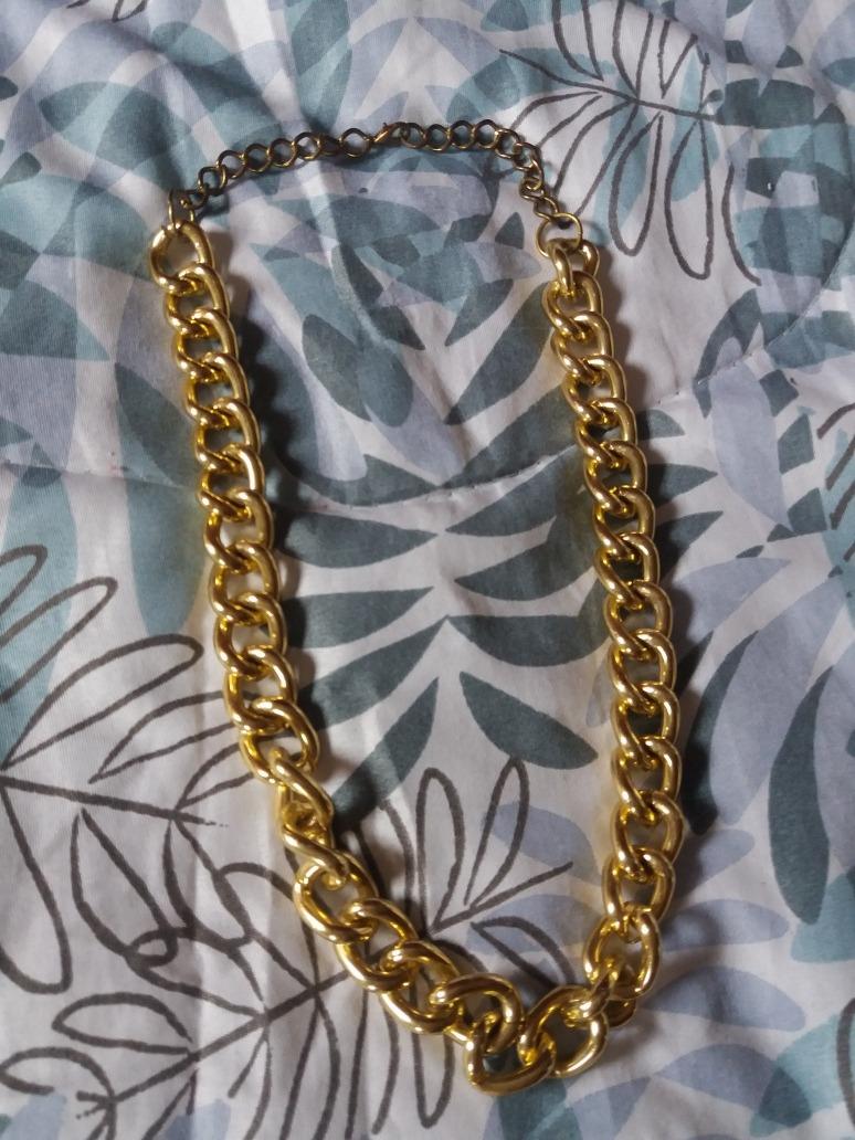 d6dfbff7886b collar tipo cadena. Cargando zoom.