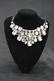 c4cf65f5a8f7 Collar Tipo Cuello Con Pedreria De Cristal - Collares y Cadenas en ...