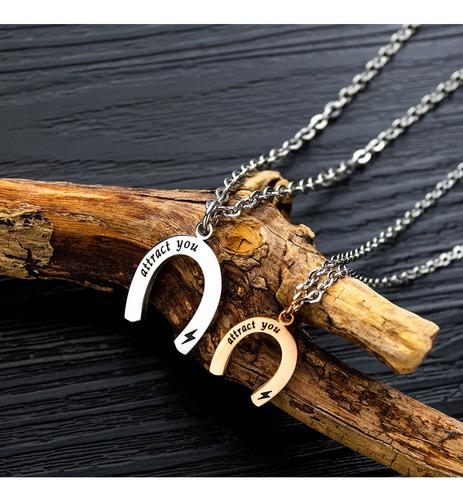 collar tipo magneto de acero - 1371