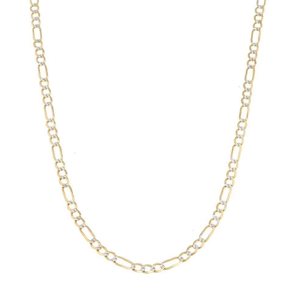 40b58ab2b8b2 collar tres eslabones por uno en oro amarillo diam-121955693. Cargando zoom.