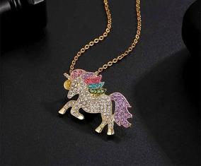 0c34152dfdd7 Dije Unicornio - Joyería en Mercado Libre México