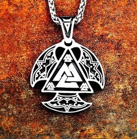 ab19c1ebbe89 Collar Vikingo Thor en Mercado Libre Chile