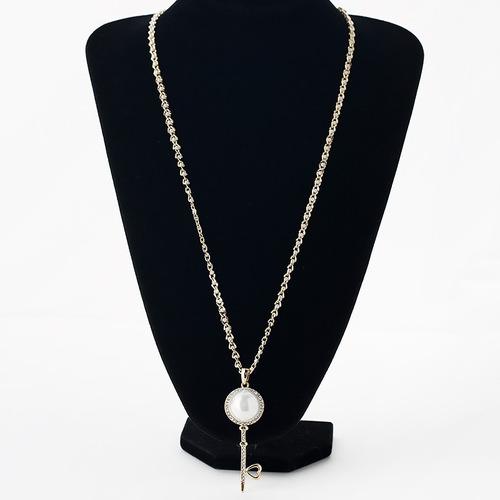 collar vintagne 18k, mujer, parejas