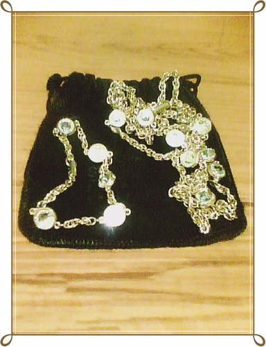 collar y pulsera swarovski  original austriaco joyeria fina
