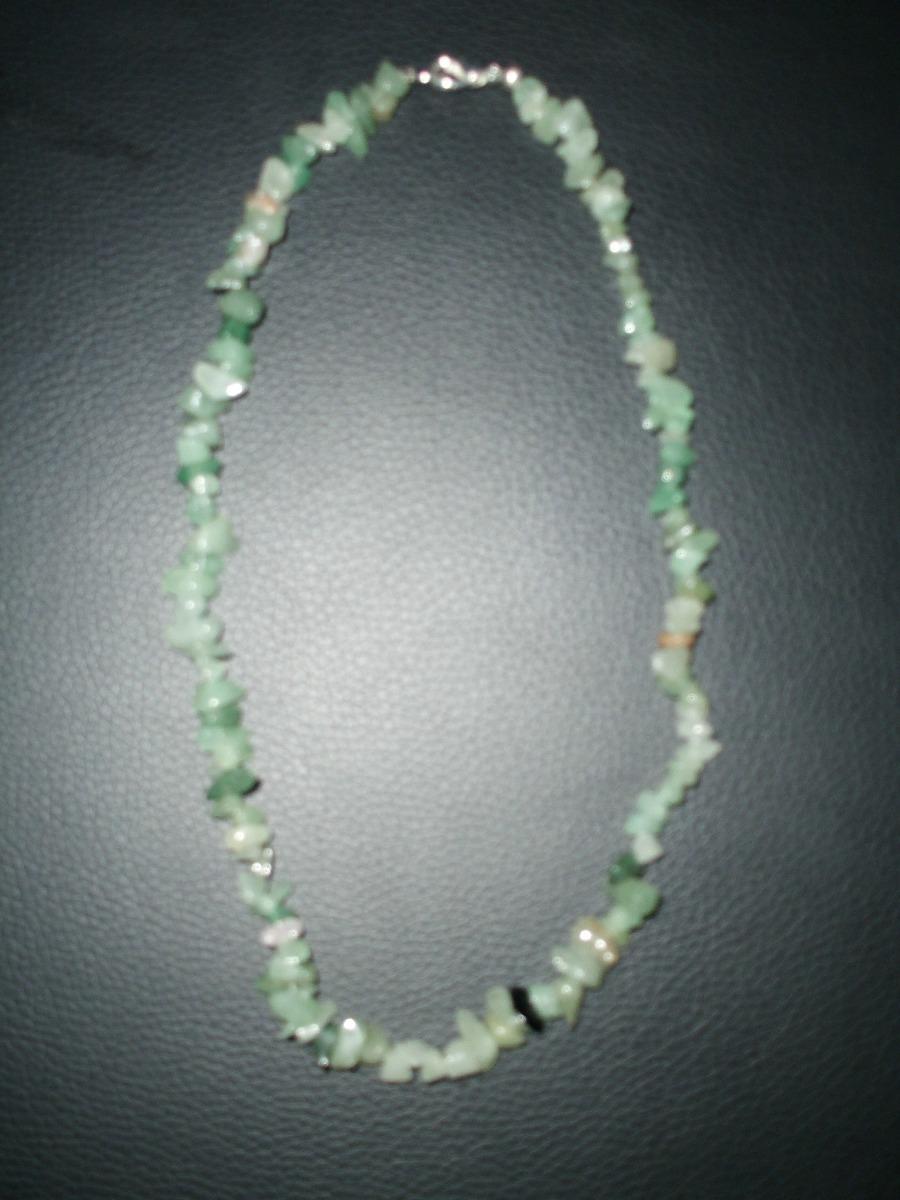 96a8e889200b collar y pulseras de cuarzos de diferentes colores. Cargando zoom.