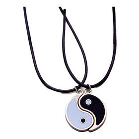 Collar Yin Y Yang Pareja Dayoshop
