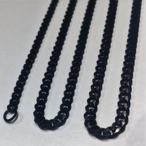 collares acero cadenas