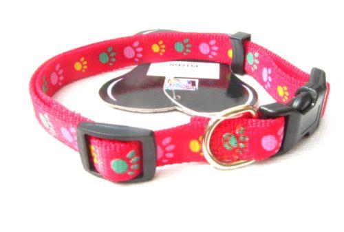 collares ajustables para perros talla 2 - 100% importados