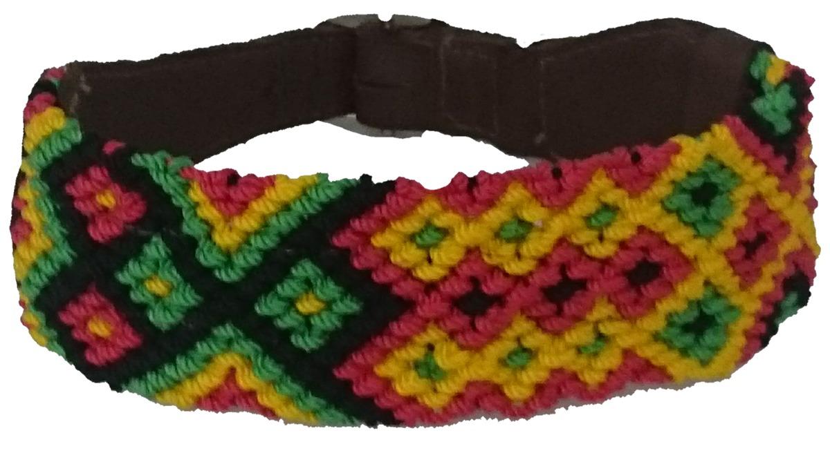 Collares Artesanales Para Perro - $ 299.00 en Mercado Libre
