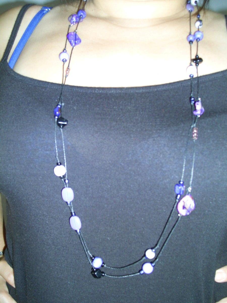 72cf42b91df1 collares bijouterie accesorios artesanales unicos original. Cargando zoom.