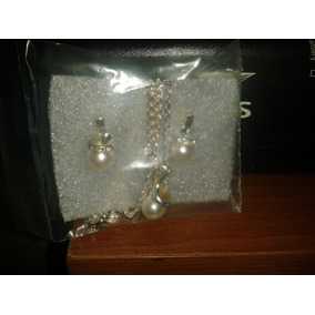 e7fb36a85729 Precioso Coordinado Collar Y Aretes!! Joyeria De Catalogo - Collares ...