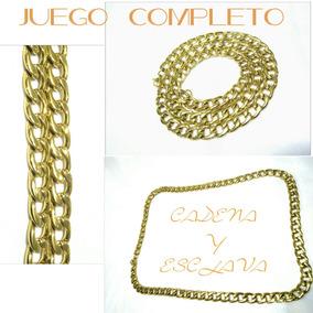 de9f96f8c228 Esclava Con Aretes Chapa De Oro 18k Super Precio!!! - Joyería en ...