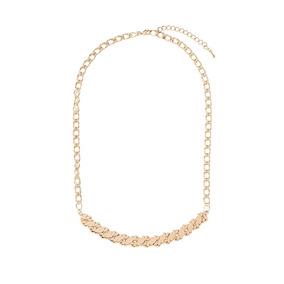 d26ab9a3b640 Xuping Oro Arracadas - Collares y Cadenas Sin Piedras en Mercado ...