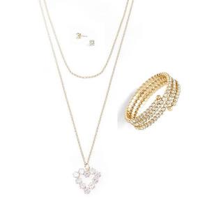 765685c27b19 Cadenas Oro Mujer - Collares y Cadenas Oro Cristales en Veracruz en ...