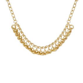 4edc140cef5fe Cadena De Oro Con Dije Diamantada - Joyería en Mercado Libre México