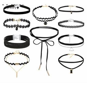 venta caliente online 9ba2d 4406a Choker Artesanal - Collares y Cadenas en Mercado Libre México