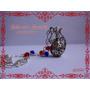 Collar De Plata 950 Con Cristales Italianos