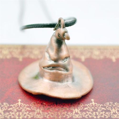 collares de harry potter varios modelos reliquias giratiempo